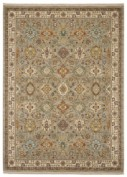 Sovereign, 00990/14605, Emir Gray Area Rug, 100% New Zealand Wool