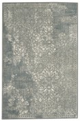 Euphoria, 90647/90075, Ayr Willow Grey Area Rug, 100% Triexta (SmartStrand Silk)