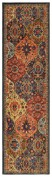 Spice Market, 90669/90097, Levant Multi Area Rug, 100% Polyester (EverStrand PET)