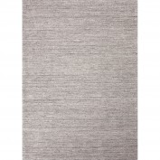 Elements, EL01, Gray/Ivory Area Rug, 100% Wool