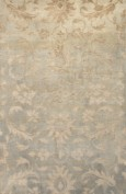 Heritage, HR13, Blue/Taupe Area Rug, 60% Wool 40% Viscose
