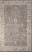 Liberty, LIB02, Gray Area Rug, 100% Wool
