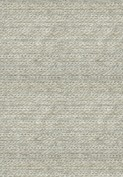 Bedford, BEDRM, Silver Area Rug, Wool and Viscose