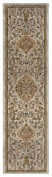 Spice Market, 90659/70038, Carthage Cream Area Rug, 100% Polyester (EverStrand PET)