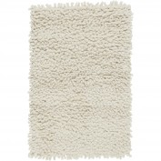 Aros, AROS-2, Cream Area Rug, 100% Wool - Felted