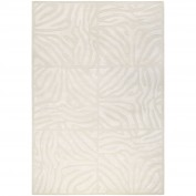 Modern Classics, CAN-1933, Cream, Khaki Area Rug, 100% New Zealand Wool