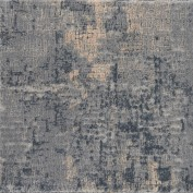 Abstract Mosaic RUS06, RUSTX, Cobblestone Area Rug, 51% Polypropylene, 49% Polyester