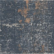 Abstract Mosaic RUS06, RUSTX, Slate Area Rug, 51% Polypropylene, 49% Polyester