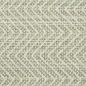 Leverick Bay Silver Rug, 100% Wool