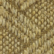 Pathway Timber Dust Rug, 100% Sisal