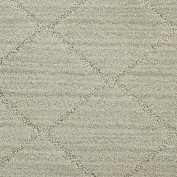 Solitaire Ash Grey Rug, 100% Stainmaster Nylon