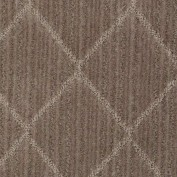 Solitaire Stonework Rug, 100% Stainmaster Nylon