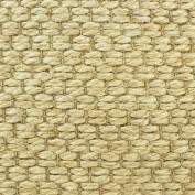 Togo Canvas Rug, 100% Sisal
