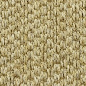 Togo Timber Dust Rug, 100% Sisal