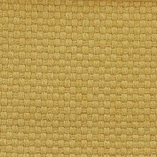 Tropical Sands Basketweave Butter Rum Rug, 100% Sisal