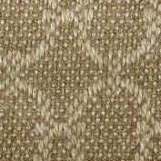 Zodiac Timber Dust Rug, 100% Sisal
