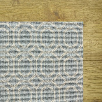 Bergen Fountain Rug, 50% Wool/50% Polyester